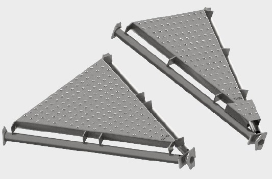 CupLock Triangular Infillers