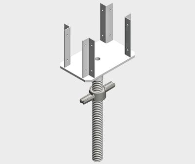 Adjustable Four Way-Head