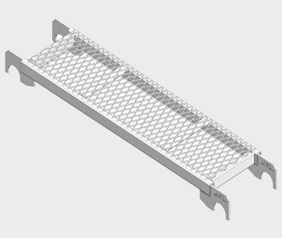 Steel Wire Mesh Plank