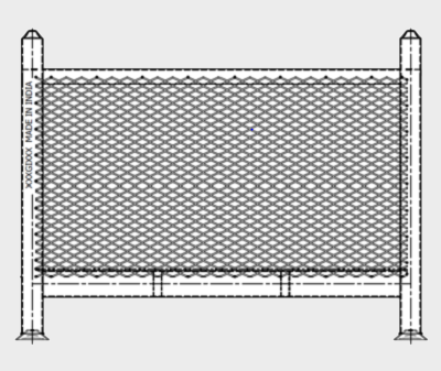 Scaffold Basket